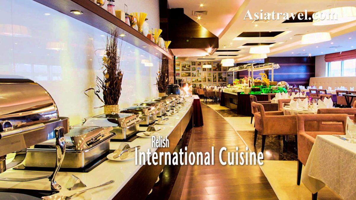 Grand Belle Vue Hotel Apartments, Dubai, United Arab Emirates - TVC by Asiatravel.com