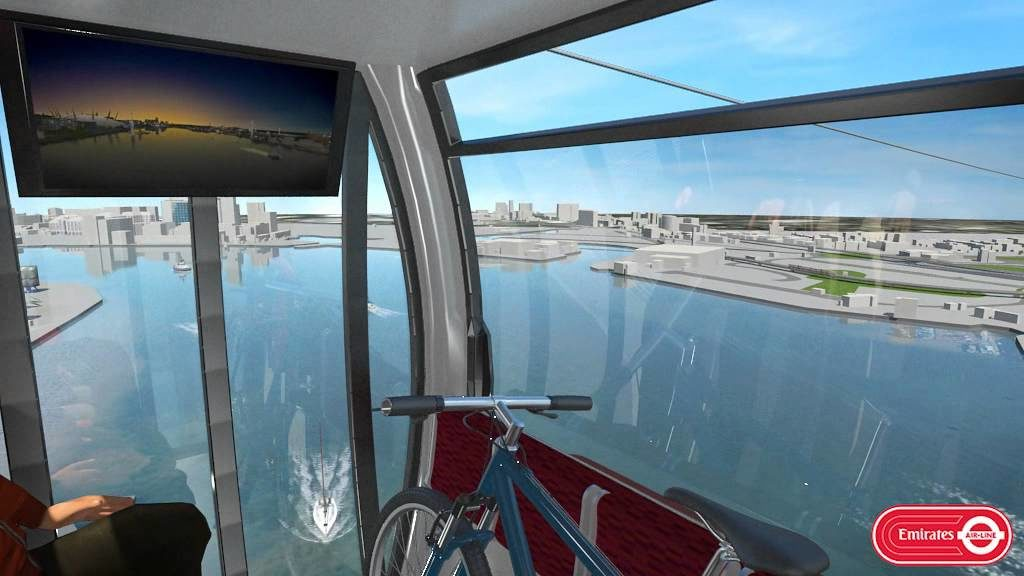 The Emirates Air Line | London cable car | Emirates