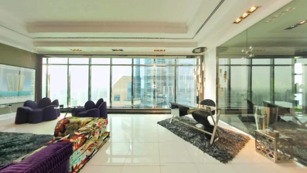 5 Bedrooms Penthouse in Emirates Crown, Dubai Marina