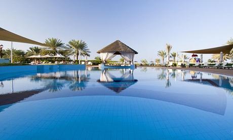 Abu Dhabi: 1- or 2-Night 5* Stay with Breakfast