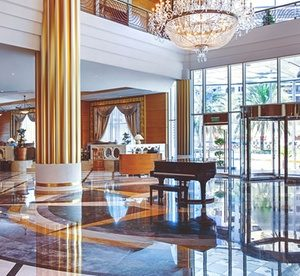 Abu Dhabi: 5* Stay with Breakfast or Half Board