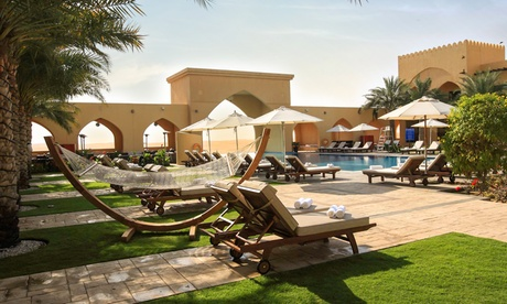 Abu Dhabi: Up to 2-Night 4* Stay with Meals