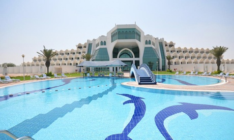 Abu Dhabi: Up to 2 Nights for Two