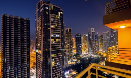 Dubai: Up to 7-Night Two Bedroom Stay with Lake View for Six