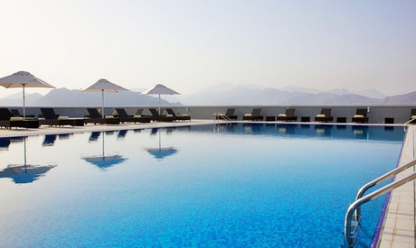 Fujairah: 4* Overnight Stay