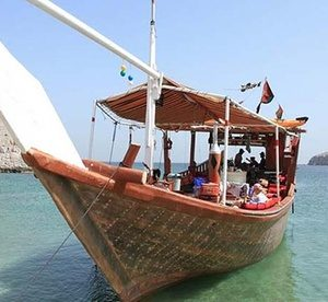 Khasab: Dhow Cruise with Dolphin Watching
