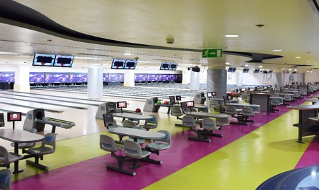Up to 53% Off Bowling Game at Marina Mall