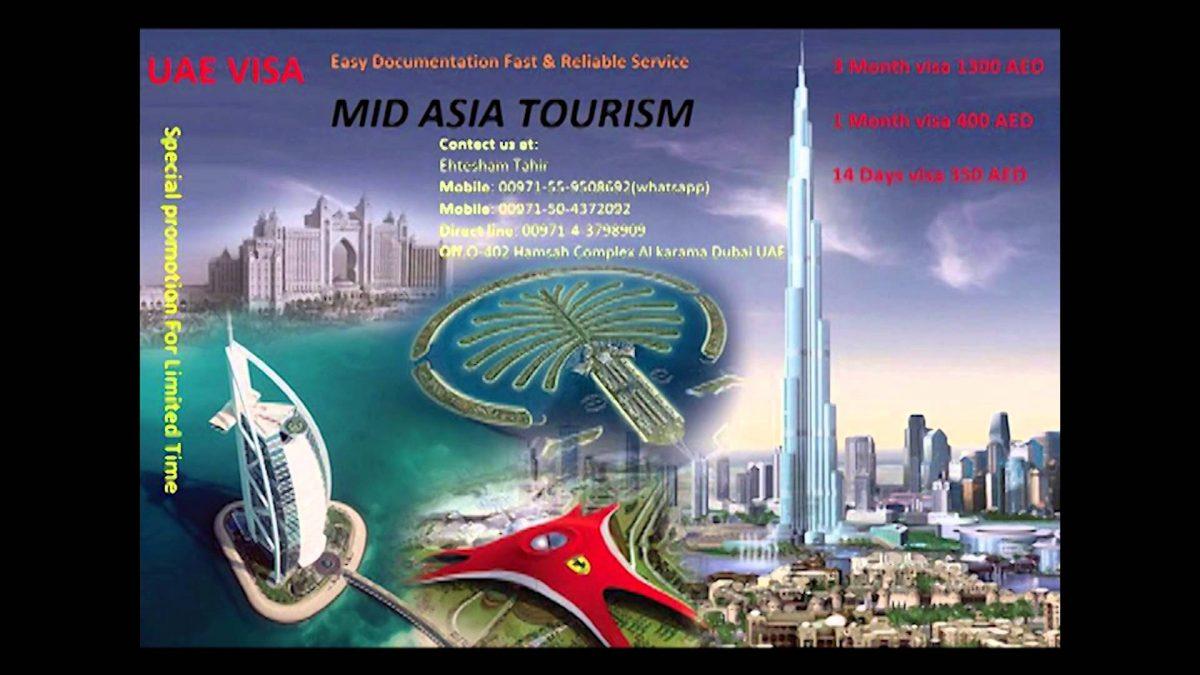UAE Visa Best Offer (Dubai, Abu Dhabi & Sharjah)