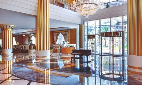 Abu Dhabi: 5* Stay with Breakfast