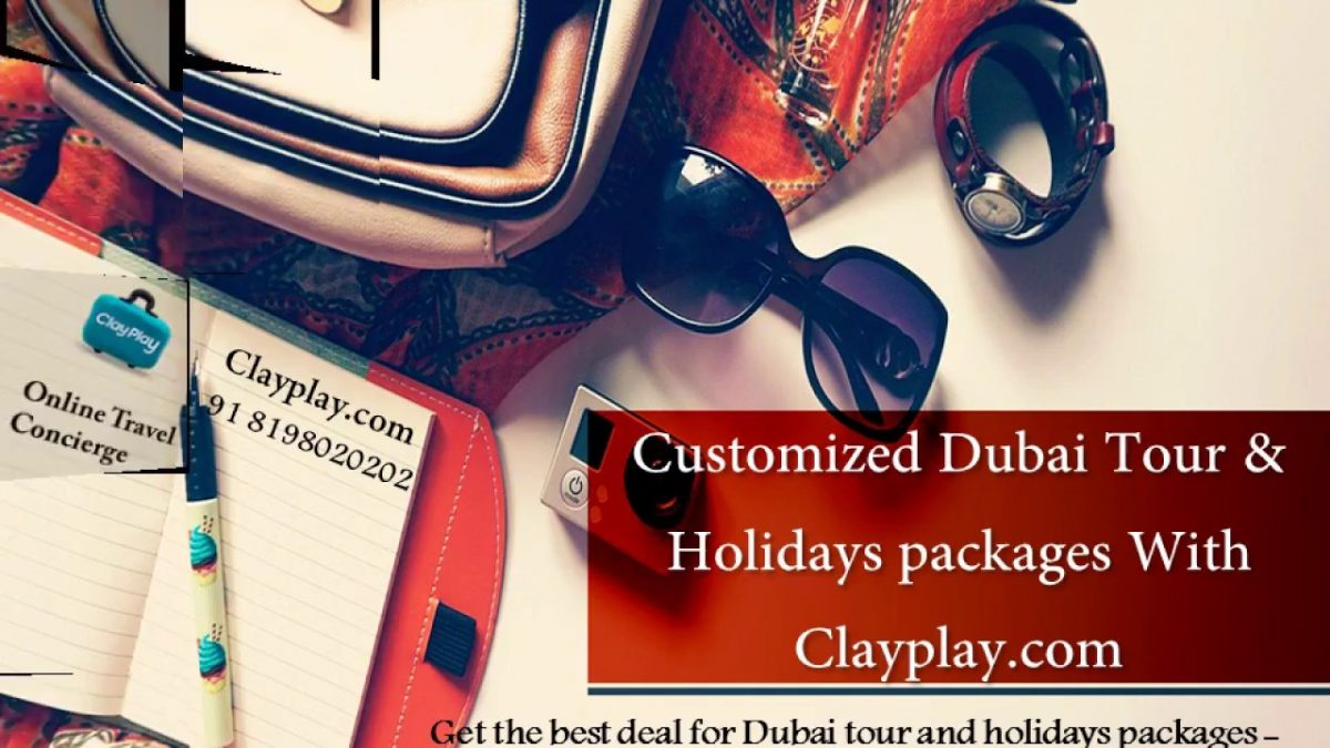 Book Dubai Tour, Travel & Holiday packages from India
