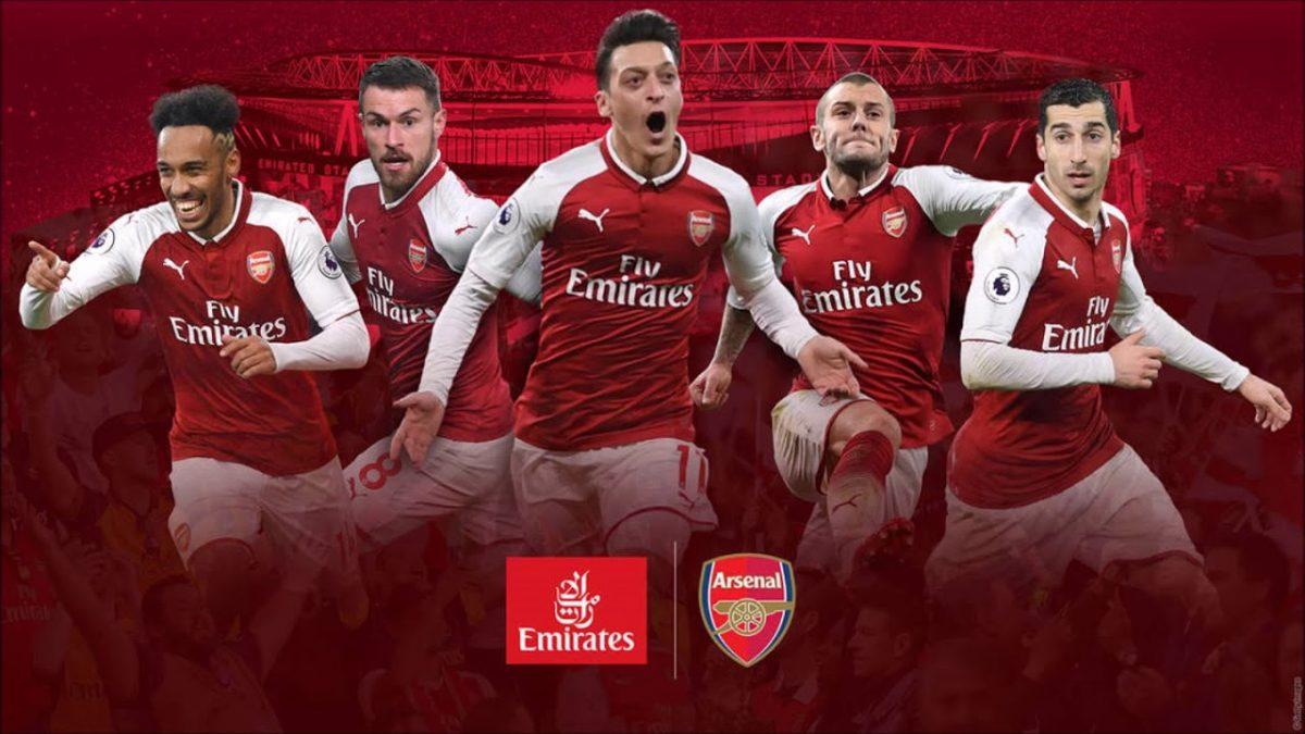 Arsenal Emirates Airlines shirt sponsorship deal extension