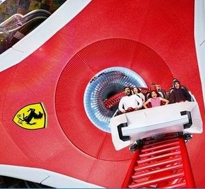Abu Dhabi: 1 or 2 Nights with Theme Park Tickets