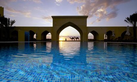 Abu Dhabi: Ramadan Half Board Package