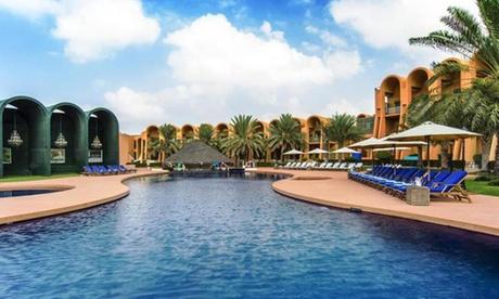Abu Dhabi: 4* Stay with Legoland Tickets