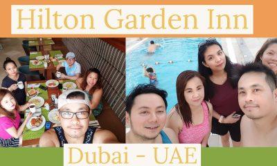 Holiday Escapade - Hilton Garden Inn/Dubai-UAE