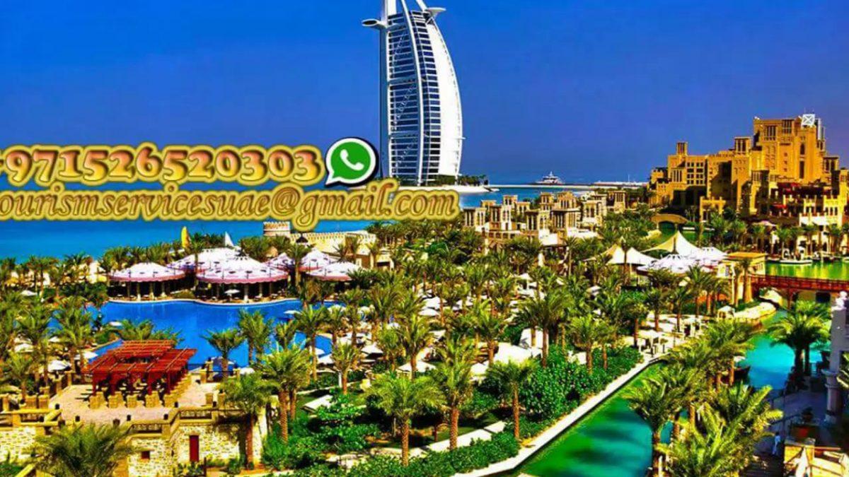 Dubai Tour Booking