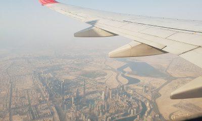 HELLO INDIA,BYE DUBAI-TRAVEL VLOG,HEAVY RAIN AND TURBULENCE!!