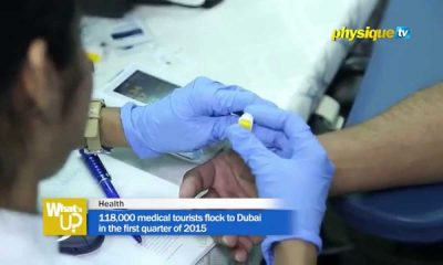 118,000 medical tourists flocks to Dubai in the first quarter of 2015
