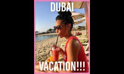 Travel Vlog: Bahrain/Dubai Pt 2  Dubai Mall, Beach Party, 5 Star Brunch Party