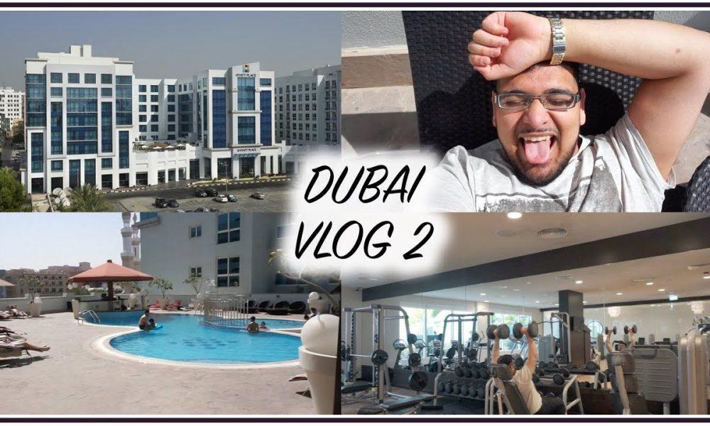 MANSION APARTMENT TOUR - TRYING DUBAI CANDY! - [DUBAI TRAVEL VLOG #2]