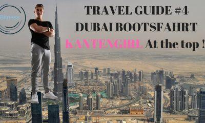 Travel Guide #4: DUBAI BURJ KHALIFA DEUTSCH UND BOOTSTOUR DUBAI NACHTS MIT KANTENGIRL