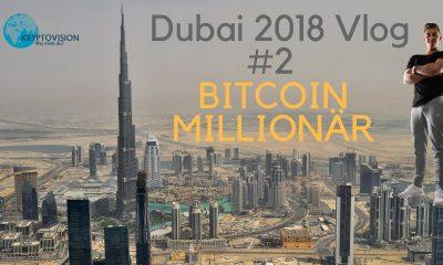 Travel Guide #3: Dubai Vlog 2  Bitcoin und Blockchain Millionär und Tierschutz Dubai