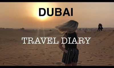 Travel Diary: 1 week vacation in Dubai