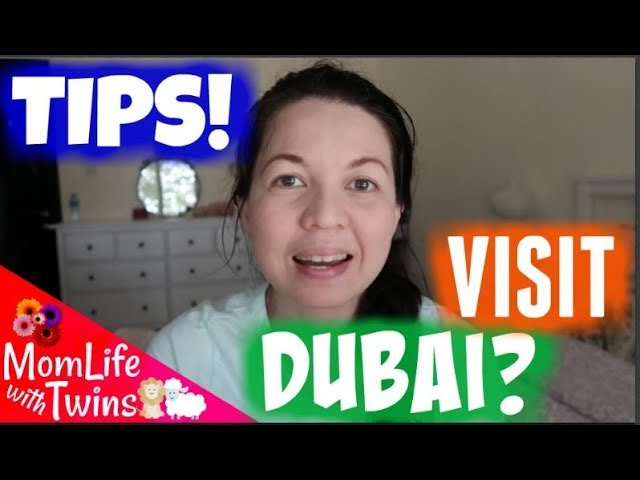 TRAVELLING TO DUBAI? YOU GOT TO KNOW THIS!