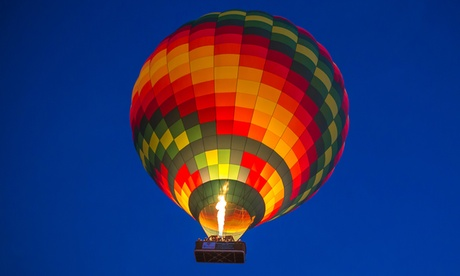Hot Air Balloon Experience: Child (AED 749)