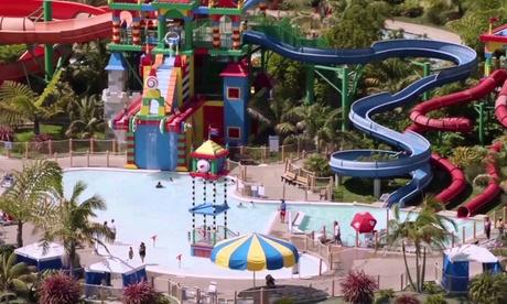 Dubai: 1-Night 5* Stay with Theme Park Tickets