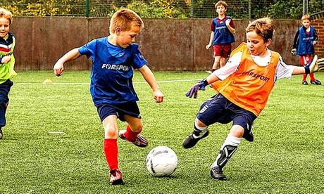 Football Training for Child
