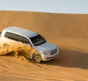 Desert Safari: Child (AED 79)