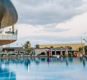Pool and Beach Access at 5* Jumeirah Etihad Towers