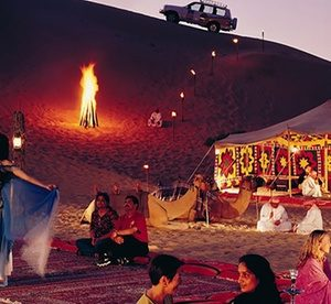 Sharjah: 5* Stay with Desert Safari