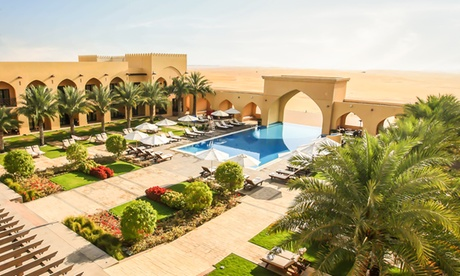 Abu Dhabi: 4* All Inclusive Stay with Activities for Two