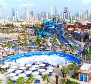 Ras al-Khaimah: 1-Night 4* Stay with Theme Park Tickets